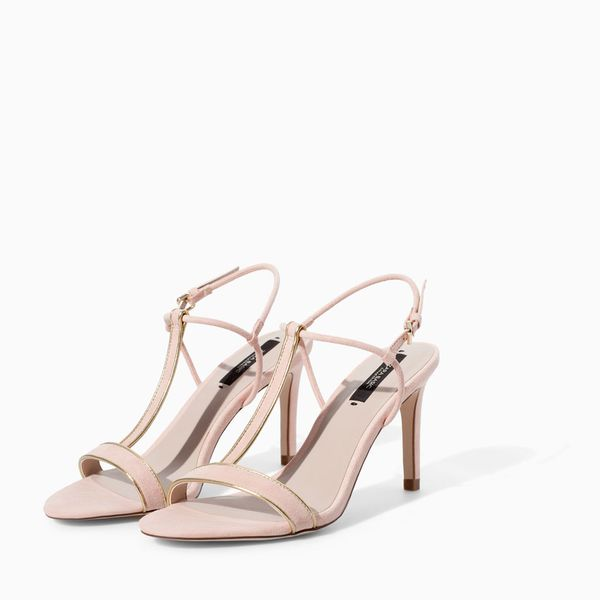 Zara High Heel Sandals