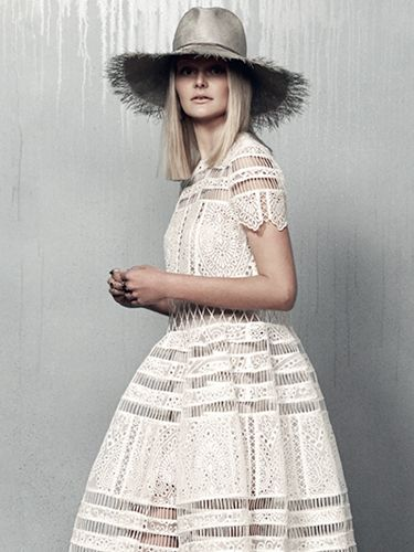 The Zimmermann Resort 2015 Lookbook Is Beyond Gorgeous