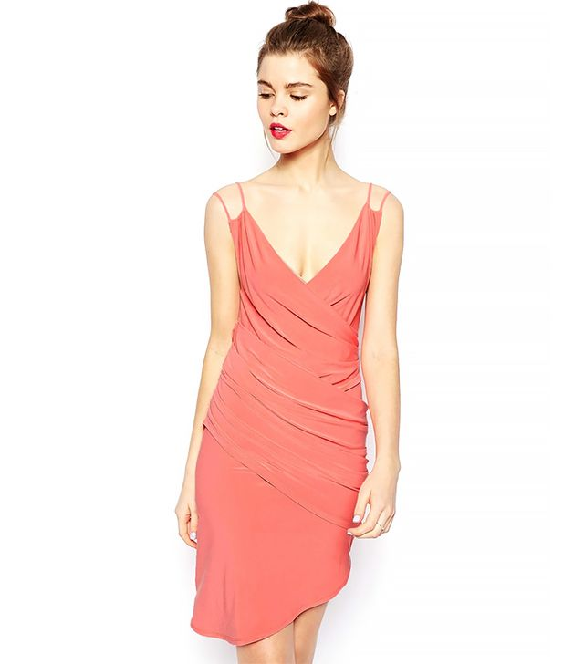 ASOS Cami Drape Dress