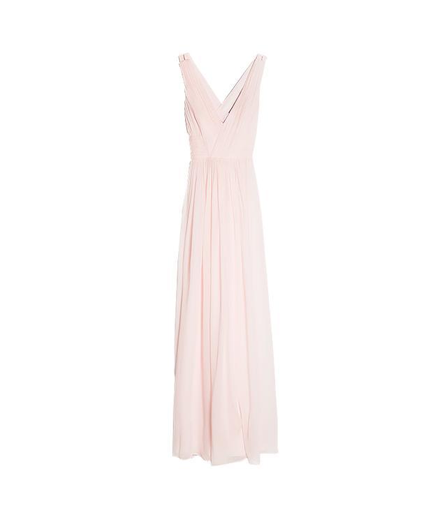 Mango Silk Gown