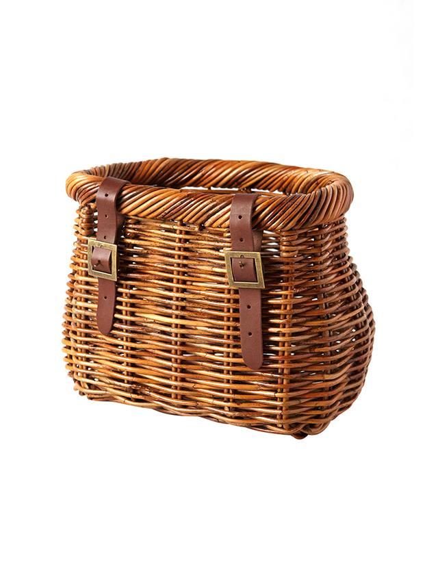 Anthropologie Riverknoll Bike Basket