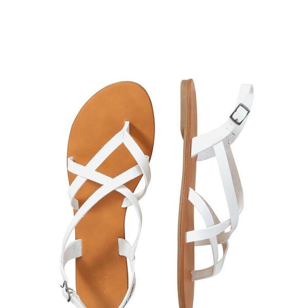 Joe Fresh Crisscross Sandals
