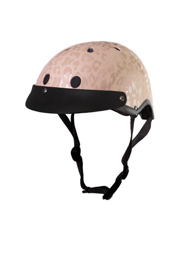 Madison Black Sawako Furuno Beige Bike Helmet