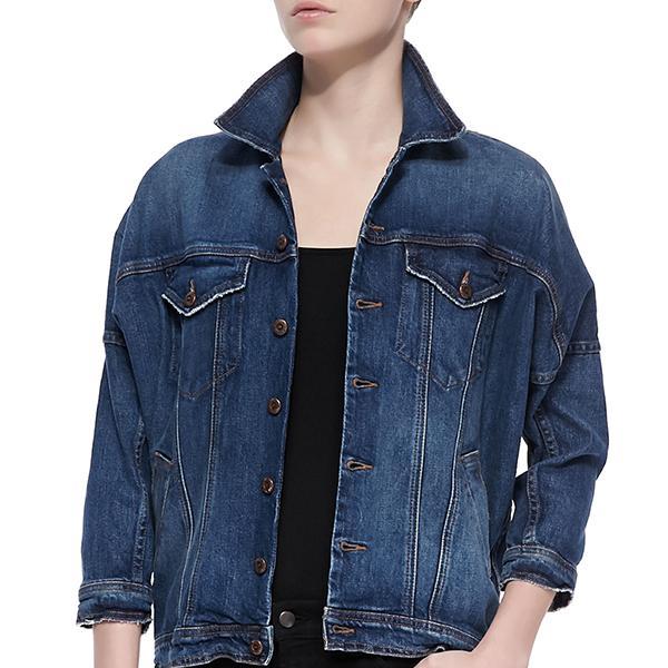 Joe's Jeans Minnie Denim Oversized Jacket
