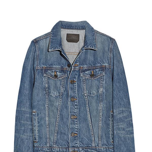 Proenza Schouler PS-J Denim Jacket