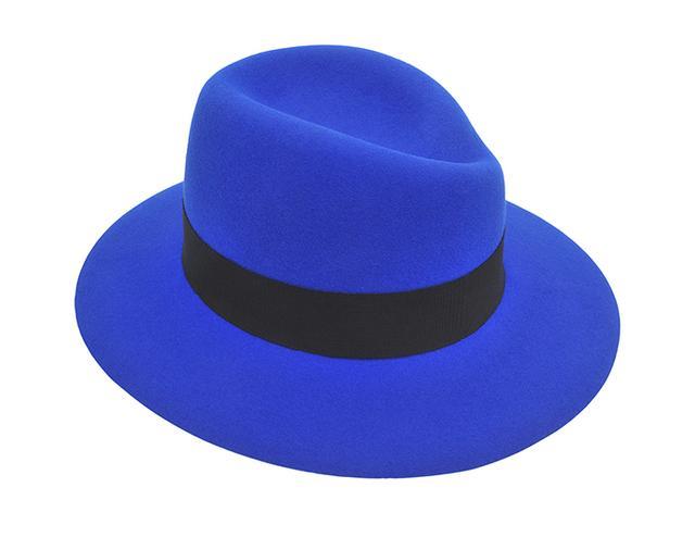 Maison Michel Virginie Lapin Fur Felt Hat