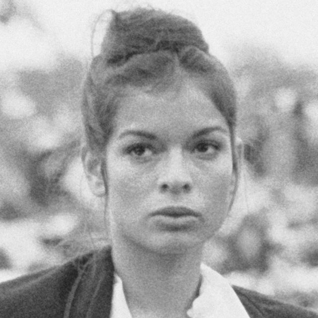#TBT Bianca Jagger's Unique Music Festival Look