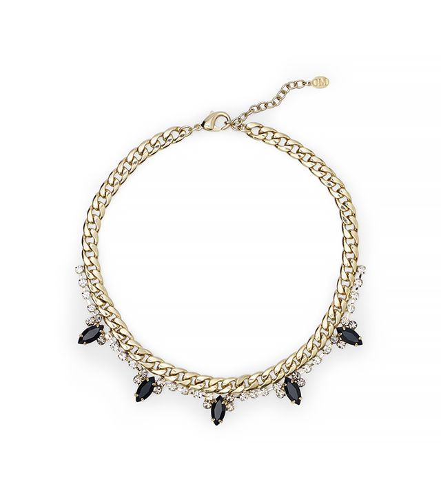 Club Monaco Tippi Statement Necklace