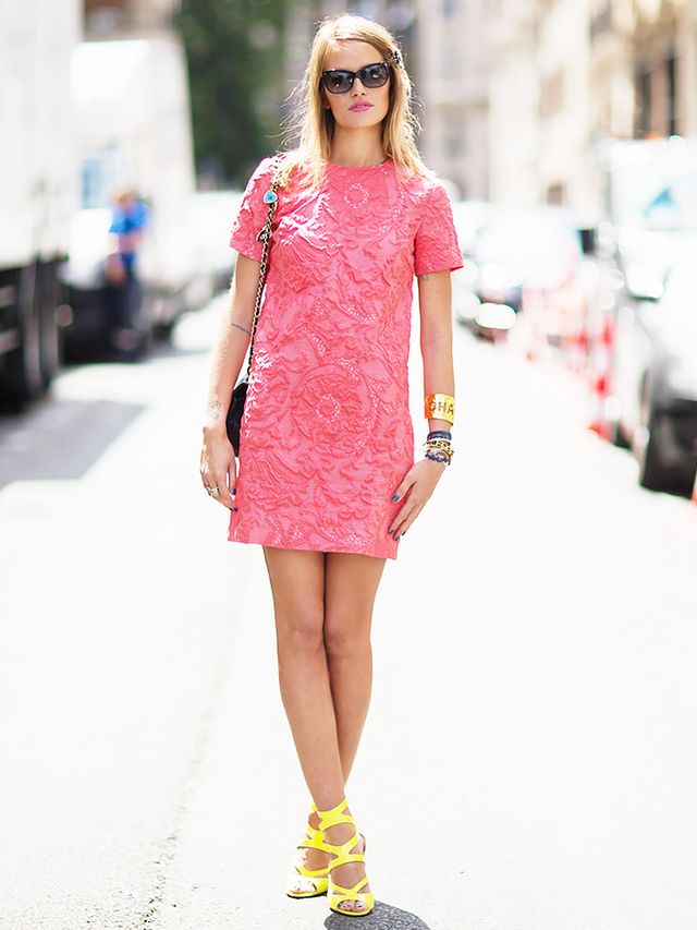 7 Colour Combinations To Try With Your Shoes Amp Dresses