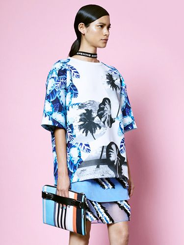 The Resort 2015 Collection That Really Has Us Dreaming Of The Tropics