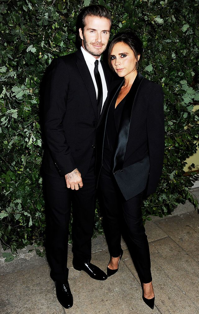 What Victoria Beckham Wore On Her First Date With David