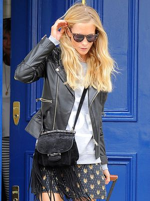 If Only We Could All Look As Cool As Poppy Delevingne Heading To The Airport