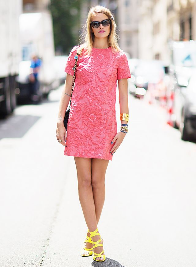 7 Color Combinations To Try With Your Shoes & Dresses | WhoWhatWear