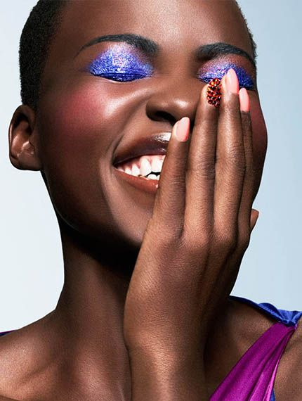 Lupita Nyong'o Does It Bold For Essence