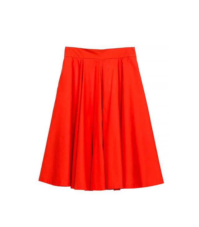 Zara Flared Skirt
