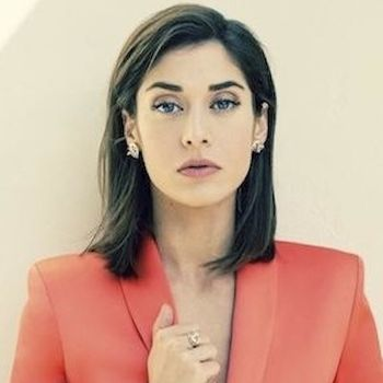 Lizzy Caplan For The Wrap