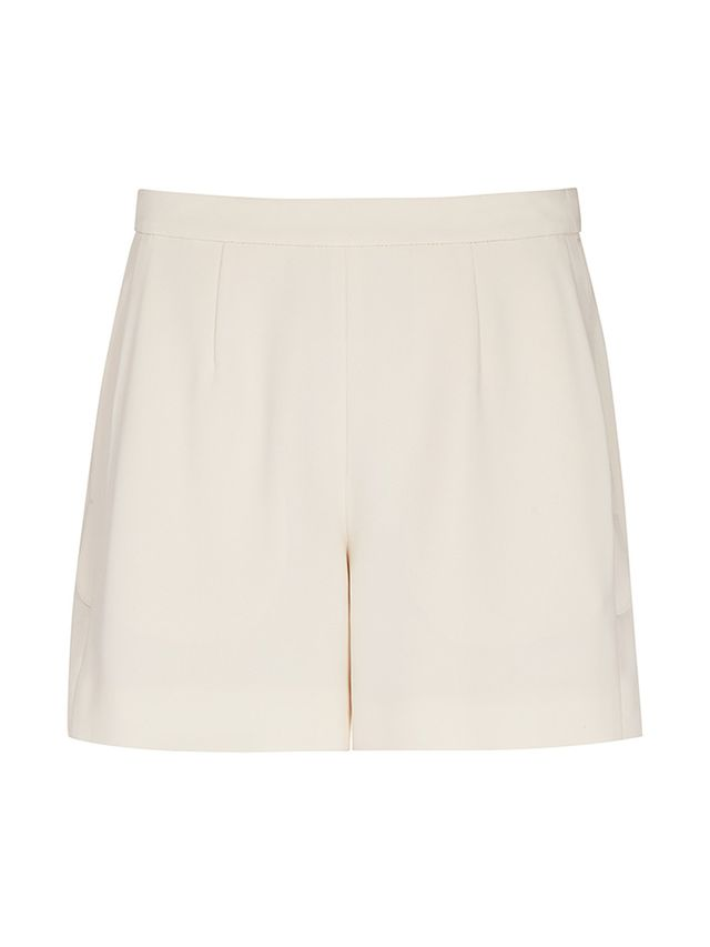 Reiss Relaxed Pleat Shorts