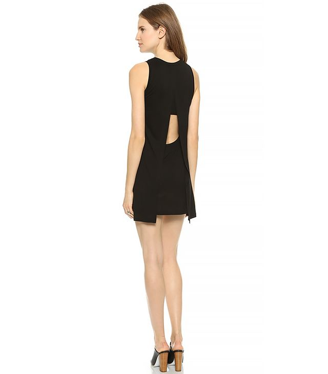 A.L.C. Kingston Dress in Black