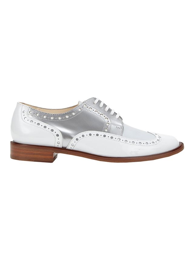 Robert Clergerie Joelle Wingtip Oxfords