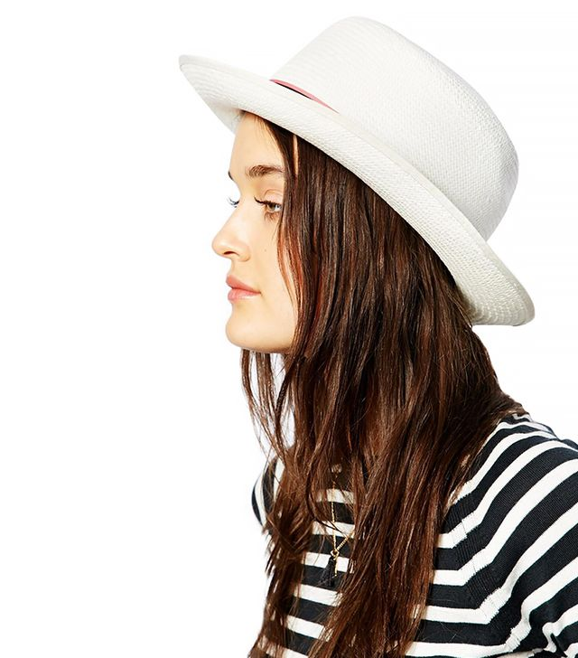 Jack Wills Panama Hat