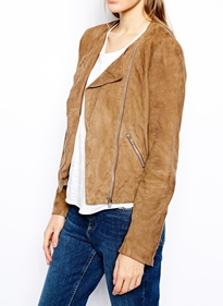 Selected Suri Suede Jacket
