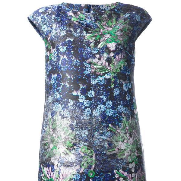 Mary Katrantzou 'JQ Bayly' shimmering dress