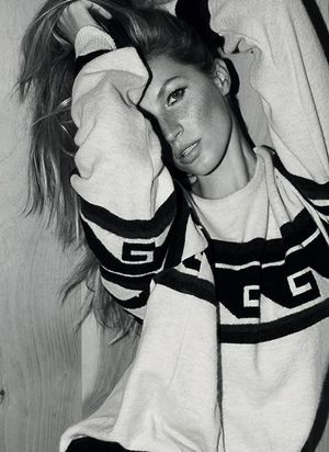 First Look: Gisele Bündchen For Isabel Marant's F/W 2014 Campaign