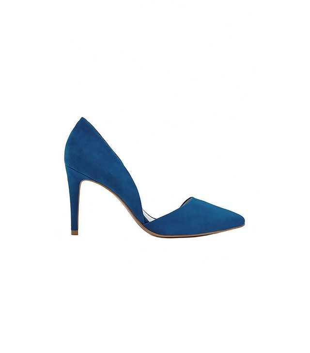 Reiss Brina Pointed Toe D'Orsay Pumps