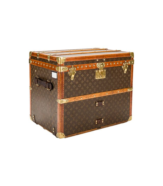 Louis Vuitton Shoe Steamer Trunk