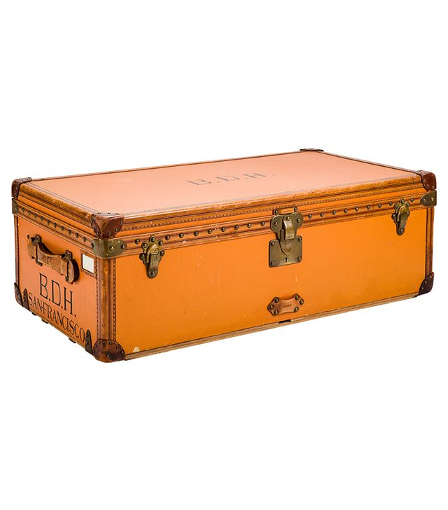 Louis Vuitton Orange Vuittonite Cabin Trunk
