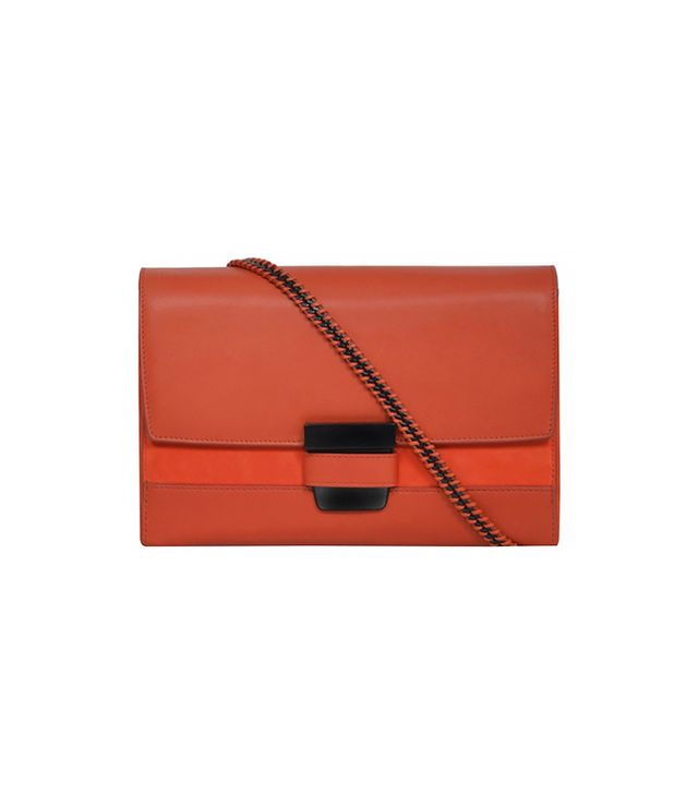 Narciso Rodriguez Candice Shoulder Bag With Chain