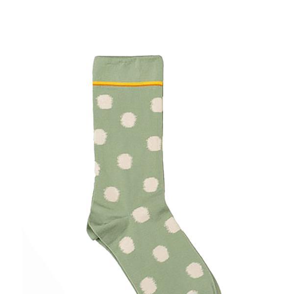 Bonne Maison Polka-Dot Socks