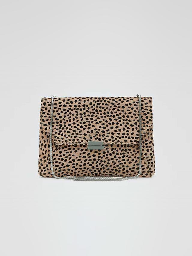 Reiss Jasmine Small Cross Body Envelope Bag