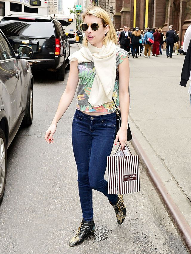 7 Awesome Style Lessons We Learned From Emma Roberts This Month