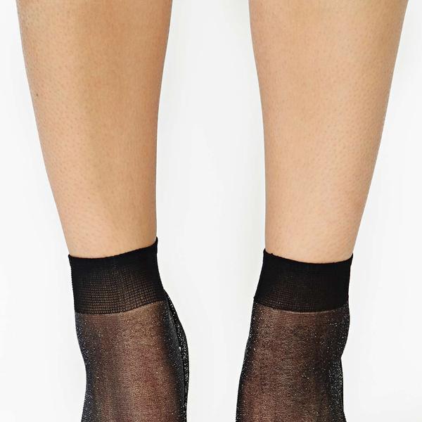 NastyGal Disco Dancing Ankle Socks