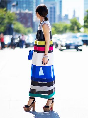 The Secret To Surviving The Summer Heat In Style