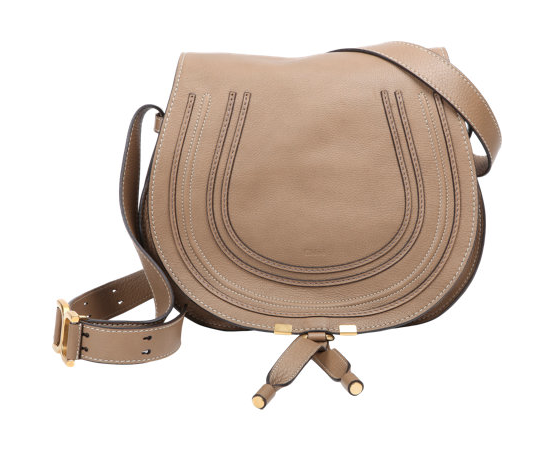 Chloe Marcie Saddle Satchel