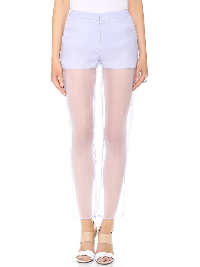 Nonoo Organza Track Pants