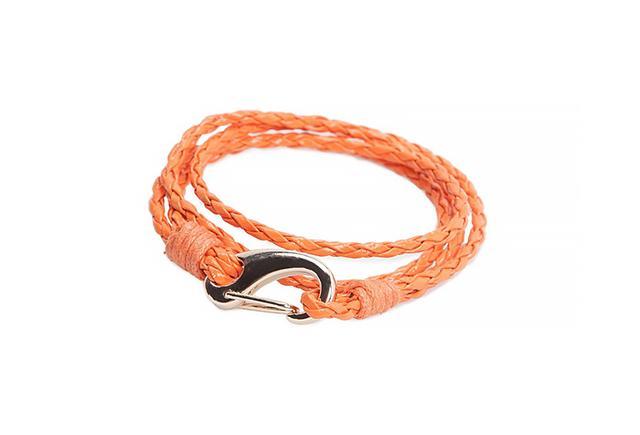 Mango Double Braided Bracelet