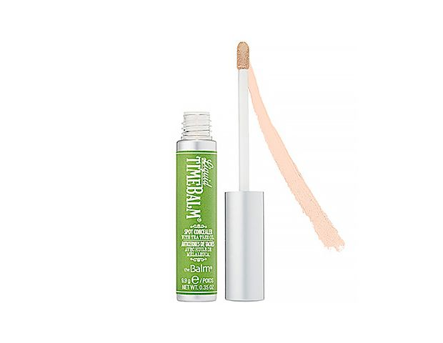 The Balm Liquid Time Balm Spot Concealer