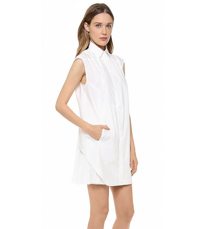 10 Crosby Derek Lam Shirt Dress
