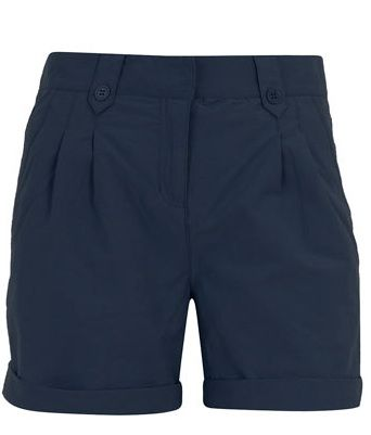 Dorothy Perkins Navy Button Detail Short
