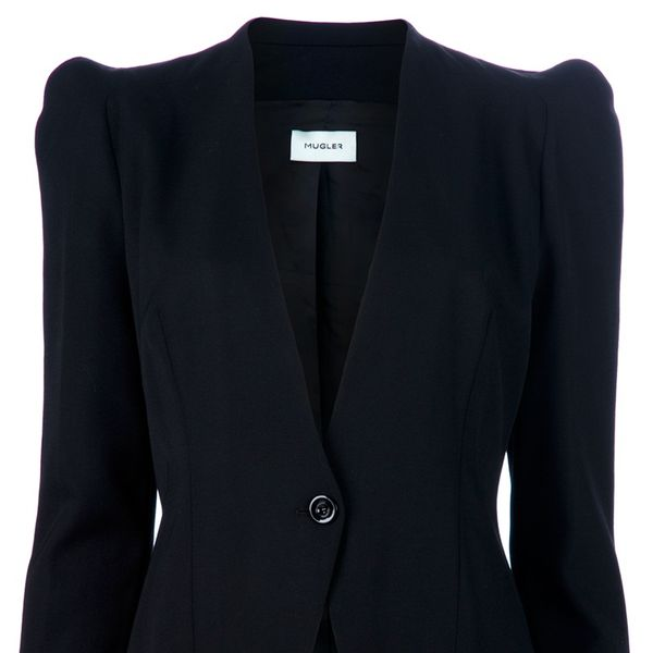 Thierry Mugler  Structured Blazer