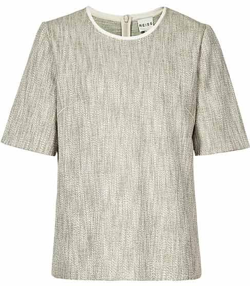Reiss Theo Tweet T-Shirt