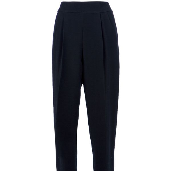 Dries Van Noten  Poetry Wide Leg Trouser