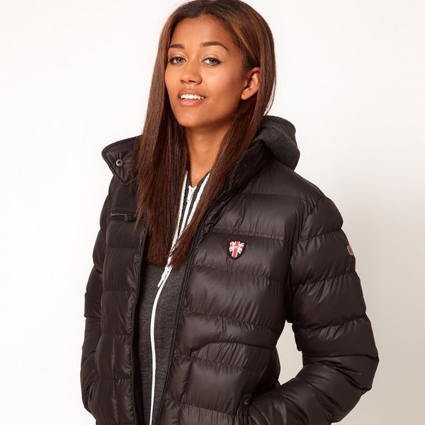 ASOS  Puffa Jacket with Pockets