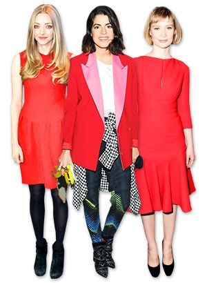 Why You'll Want To Wear Tomato Red All Season Long