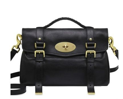 Mulberry  Soft Buffalo Alexa Satchel