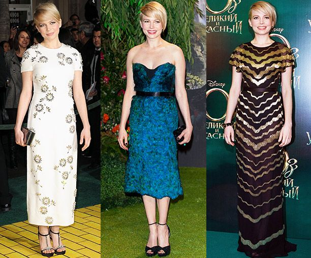 The Leading Ladies of Oz: The Great and Powerful Wow On The Red Carpet