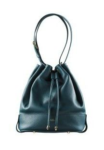 A.P.C.  A.P.C. Grained Leather Bucket Bag
